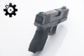 GLOCK Custom Slide Work, Design 1